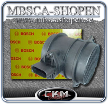 Mass Airflow meter  BOSCH MB Orginal 2 year waranty (0280217515)