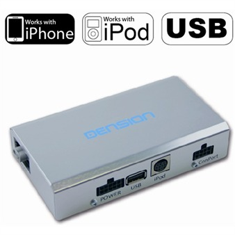 IPHONE IPOD och USB MP3 interface Comand 2.0 D2B