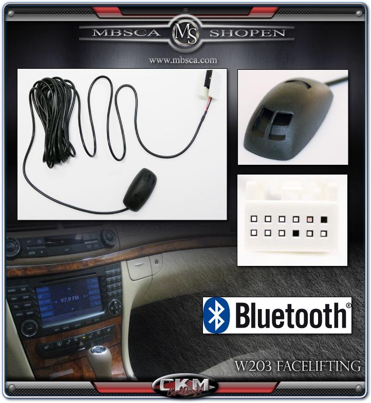ckm car design se c2e w211 facelifting 03 comand ntg 2 5 phone mic. Black Bedroom Furniture Sets. Home Design Ideas