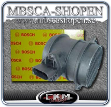 Mass Airflow meter Bosch original 2 year waranty (0280217100)