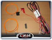 CD-växlare MB orginal install kit till Audio 20 W211 och W219