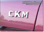 CKM Emblem för baklucka