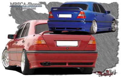 4b. Back bumper spoiler.