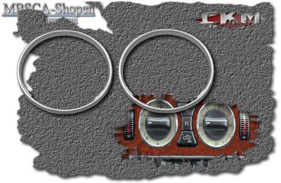 Chromerings fan 2 pcs