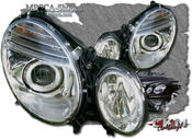 Clearglas BI-XENON HEADLIGHTS Facelift