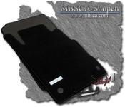 Floor mat set black with M-logo 2/4 pcs