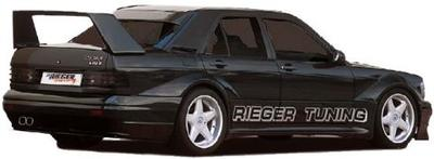 1. Rieger Evo 3 kit complete