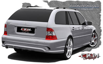 1. CKM Stylingkit for Wagon.