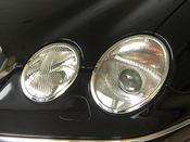 Chromerings for headlights 4 pcs set