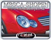 Chromerings for headlights. 2 pcs set Sport coupe