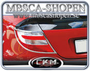 Chromerings for taillights. 2 pcs set Sport coupe