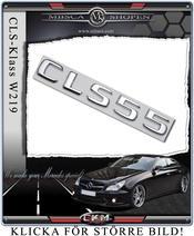 Emblem CLS55