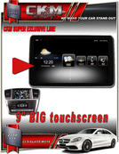 """1. Comand 9"""" Android Big touchscreen w218"""