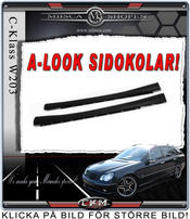 1. CKM A-look C32 sideskirts 01-06