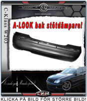 1. CKM A-look C32 rear bumper 01-06
