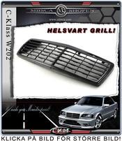 Avantgarde Grill 6 ribbs HELSVART