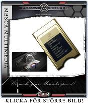 Multimedia PCMCIA card reader