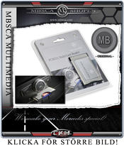 Multimedia PCMCIA card reader MB Original