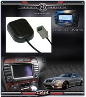 C3. Facelifting Produkt 03 2.0 GPS antenna