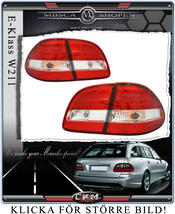 Clear taillights WAGON 2pcs set