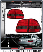 Clear taillights WAGON Red/Smoke 2pcs set