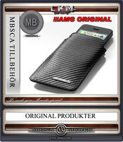 AMG iPhone fodral kolfiber