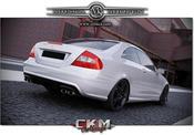 "1. CKM Rear bumper 1pc  ""AMG LOOK""  V2"