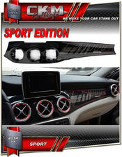 1. SPORT dashboard trim 1pc V2