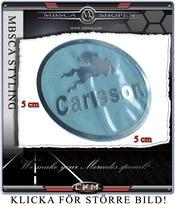 Carlsson Mini Dekal 1 st
