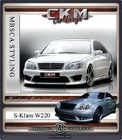 1. CKM sport body kit.