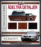 Ädelträ ashtray 1st MB Original