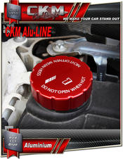 Alu-Line radiator A-logo cap