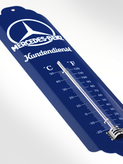 Thermometer, Mercedes-Benz Kundendienst