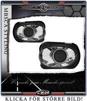 Clearglas foglights projector 2pcs set