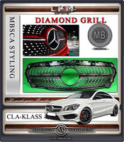 Grill Diamond MB original