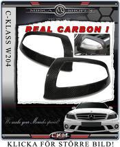 Mirror covers carbon 2pcs