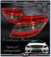 Clearglas taillights Facelift red/smoke 2 pcs