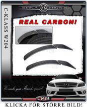1. Carbon fender list 2 pcs