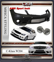"1. CKM ""AMG look"" front"