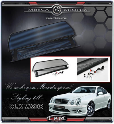 Windshield CKM