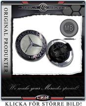 Replacement emblem for hoodstar. MB Orginal.