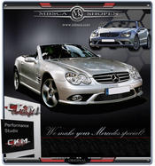 1. AMG Body Kit 2007 facelift