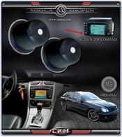 C4a. Knapp till Comand System 2.0 Mercedes Orginal for W203 / W209