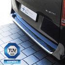 Stainlees Steel Bumper Protection, Stainlees Steel