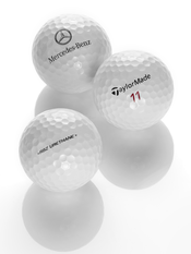 Golf bolls 3 pcs set MB Original