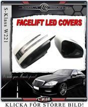"Mirrorcovers with turn signals ""LEDLJUS"""
