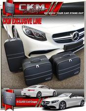 Väskor till Coupe/ Cabrio 3st