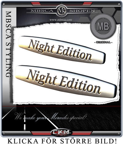 Night Edition original 1 st