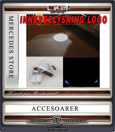 Door+Innerbelysning 1st med M logo