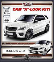 "1. CKM ""A-look"" Spoiler kit 21 delar 11-"